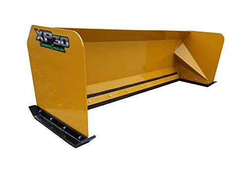 8' XP30 Skid Steer Snow Pusher