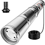 Happybuy Well Pump 1/2 HP Submersible Well Pump...