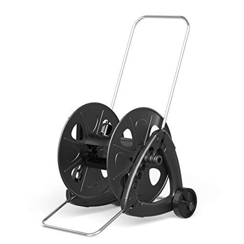Goplus Wheeled Hose Reel Cart for Garden Patio...
