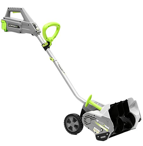 Earthwise SN74016 40-Volt Cordless Electric Snow...