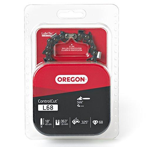 Oregon L68 ControlCut Chainsaw Chain for 18-Inch...