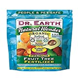 Dr. Earth 708P Organic 9 Fruit Tree Fertilizer In...