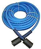 UBERFLEX Kink Resistant Pressure Washer Hose 1/4'...
