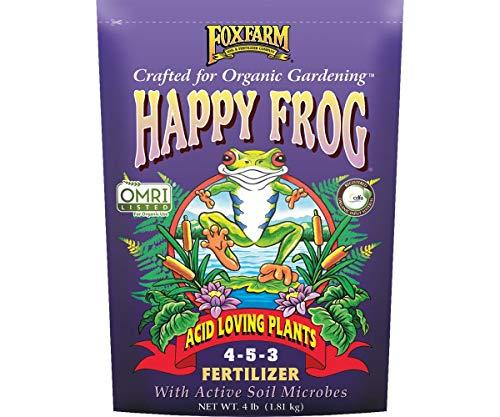 FoxFarm Happy Frog Acid Loving Plants 4-5-3 4...