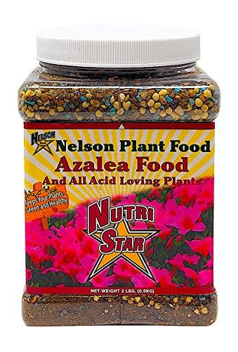 Nelson Acid Loving Plant Food Huge Blooms For...