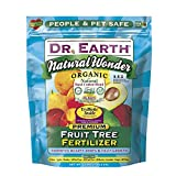 Dr. Earth Natural Wonder Fruit Tree Fertilizer 4...