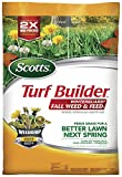 Scotts Turf Builder WinterGuard Fall Weed and Feed...