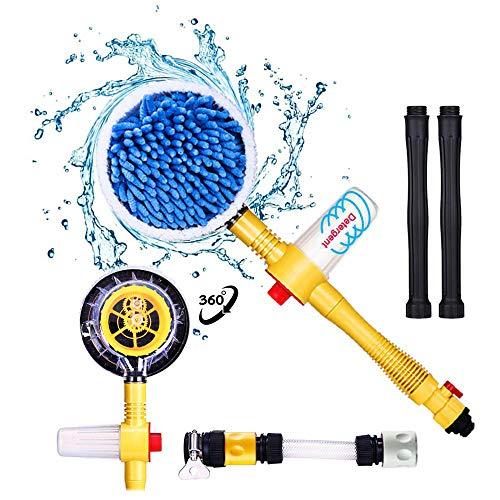 Fochutech Car Wash Brush, Car Cleaning Kit, 360°...