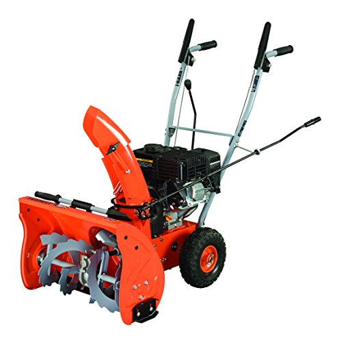 YARDMAX YB5765 Two-Stage Snow Blower, 6.5 hp, 196cc, 22'